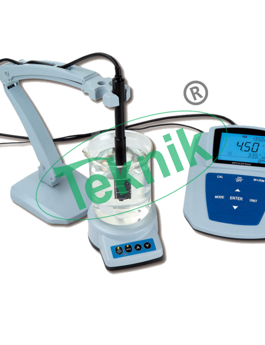 Analytical Instruments : Digital dissolved oxygen meter