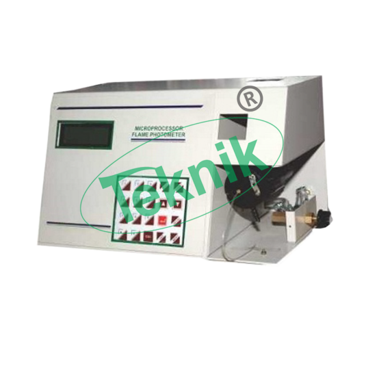 Analytical Instruments : Digital flame photometer microprocessor