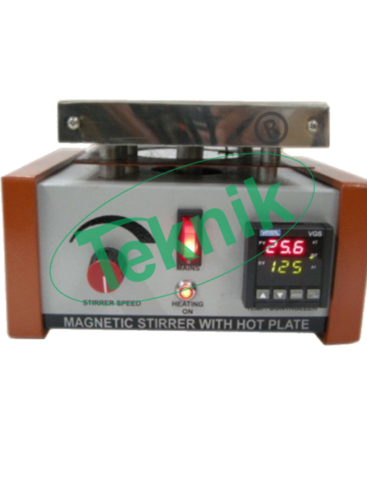 General laboratory equipments digital magnetic stirrer with hot plate
