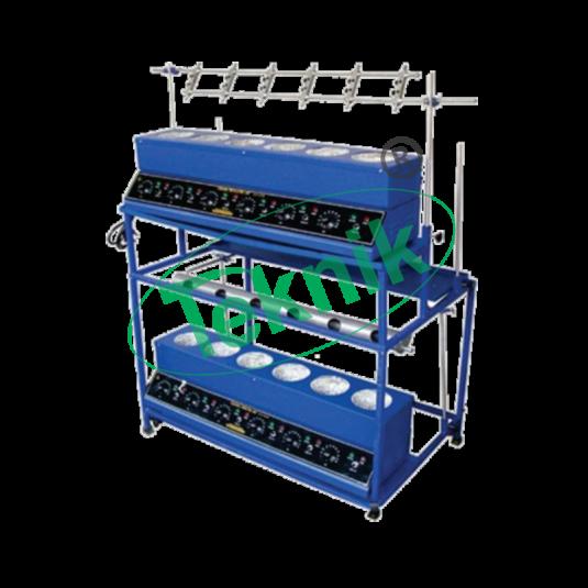 Heat and Refrigeration system : Kjeldahl Distillation Unit