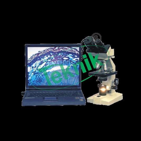 Microscope Equipment : Computer compatible microscope