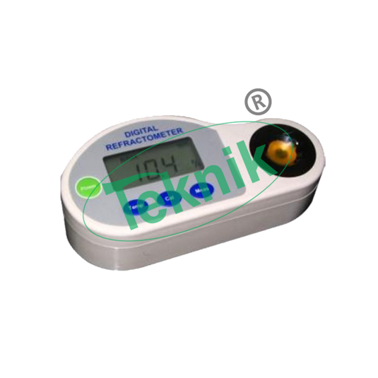 Microscope Equipment: Digital Refractometer