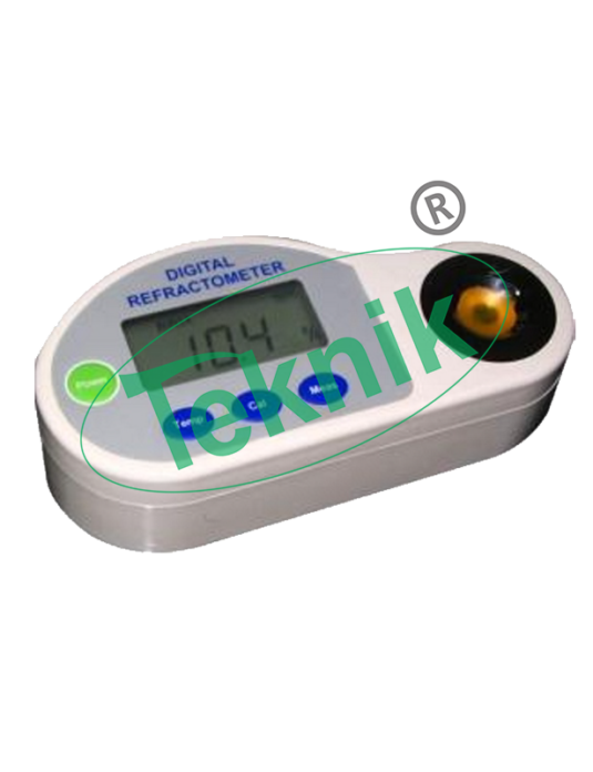 Microscope Equipment: Digital Refractometer