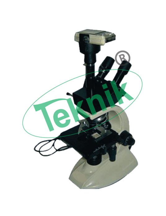 Microscope Equipment : Trinocular Microscopes