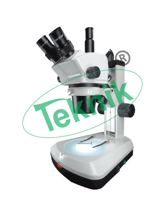 microscope equipment : stereo zoom binocular microscope