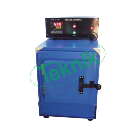 Heat and refrigeration system : Muffle furnace