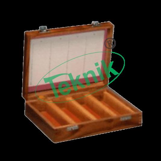 PROJECTION SLIDE STORAGE BOX-Audio/Visual Equipment
