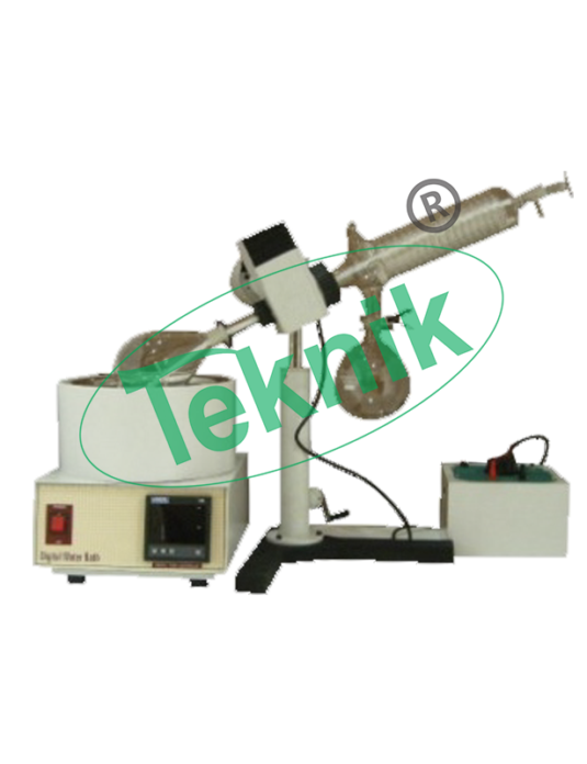 Pharmaceutical Laboratory Equipments : Rotary Vaccum Flash Evaporator