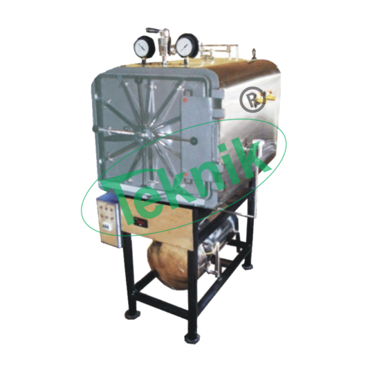 Scientific Laboratory Instruments : Rectangular horizontal autoclaves