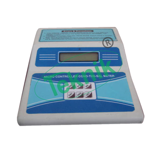 Analytical Instrument - MICRO CONTROLLER pH METER(3 Point Calibration) : EM - 36(3PC)