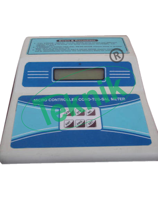 Analytical Instruments : Micro controller ph meter