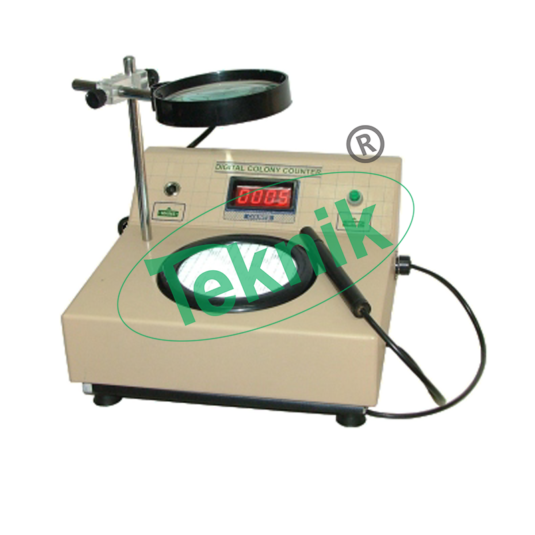 Analytical Instrument Colony counter digital