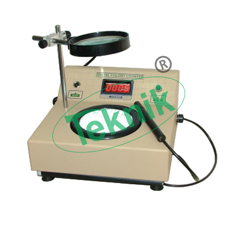 Digital Colony Counter : Colony counter digital analytical instruments