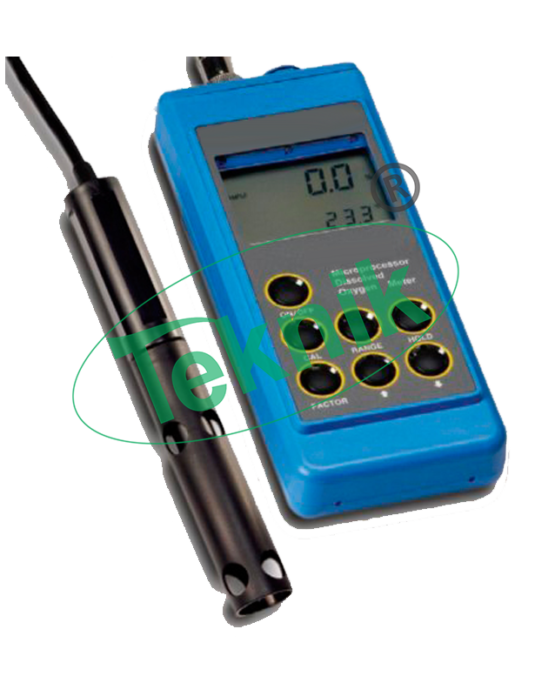 Analytical Instrument Field Dissolved Oxygen Meter