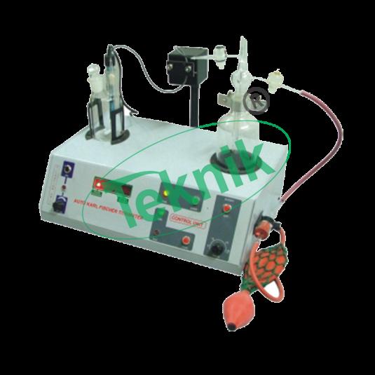 Analytical Instruments : Auto Karl Fischer TITRI Meter