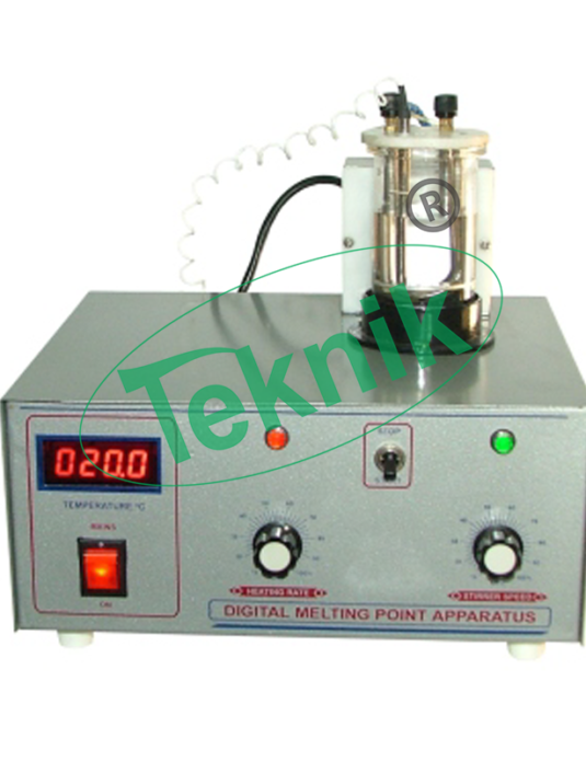 Analytical Instruments : Automatic melting point apparatus