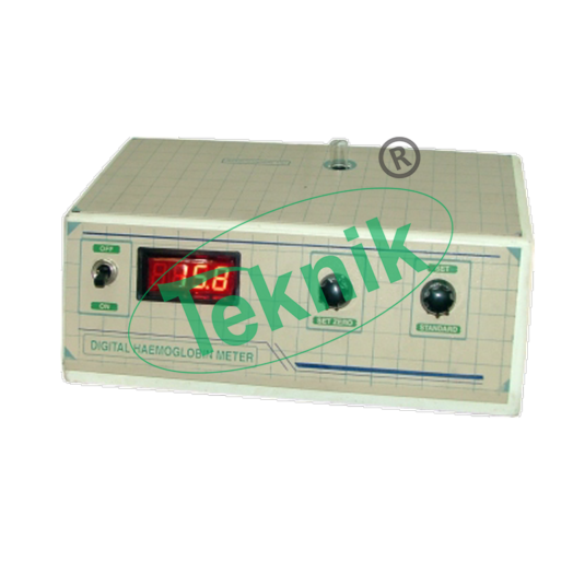 Analytical Instruments - Digital Hemoglobin Meter