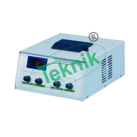 Analytical Instruments Digital Photo Flouri Meter
