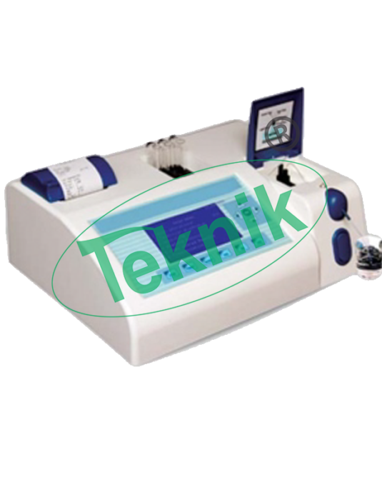 Analytical Instruments - touch bio chemistry analyzer