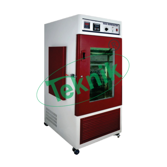 Heat and refrigeration system : Seed germination single chamber