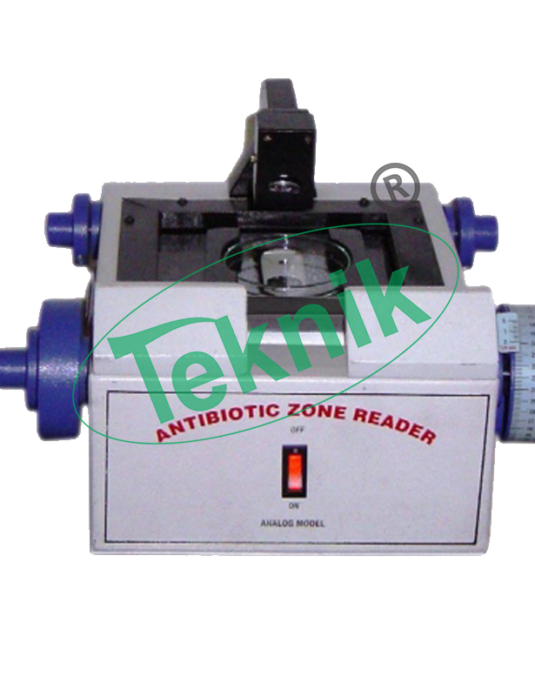 Pharmaceutical Laboratory Equipments : antibiotic zone reader