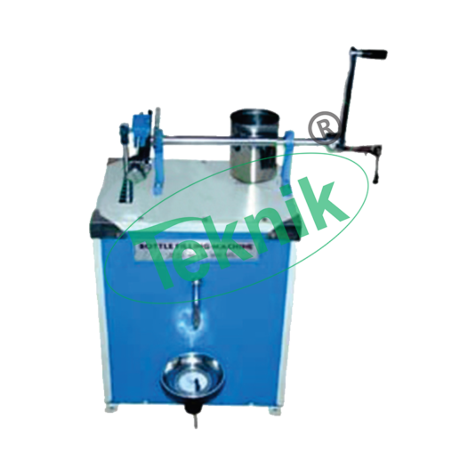 Pharmaceutical Laboratory Equipments : Bottle Liquid Filling Machine