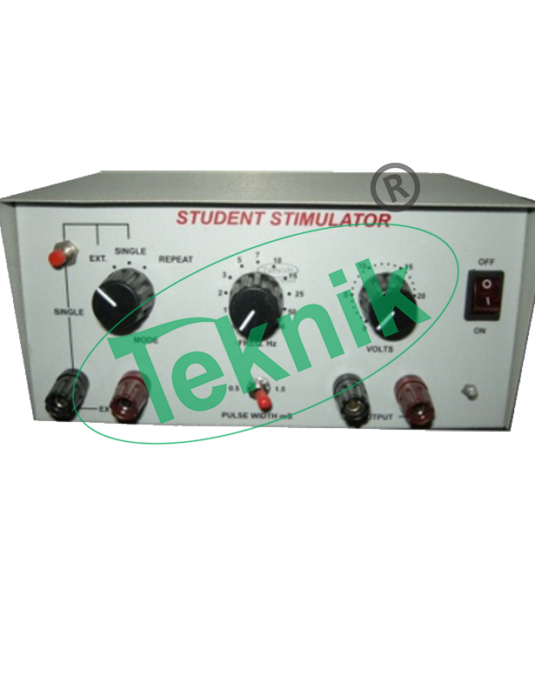 Pharmaceutical Lab Equipments : Stimulator Student type