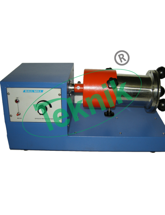 Pharmaceutical Laboratory Equipments : Ball Mill