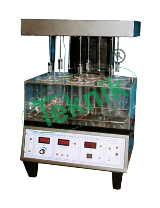 Pharmaceutical Lab Equipments - Dissolution Rate Test Equipment