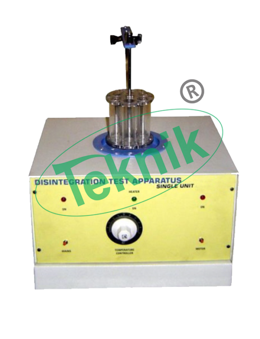 Pharmaceutical Laboratory Equipments Disintegration Test Machine
