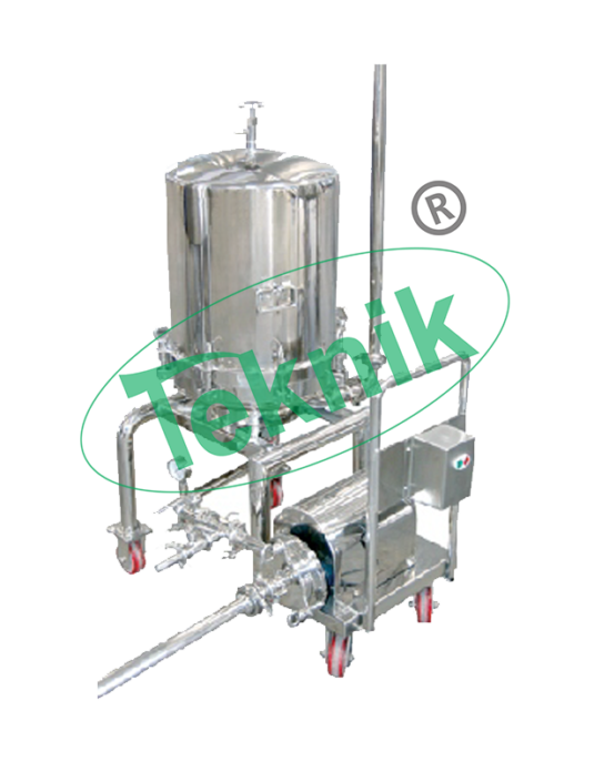 Pharmaceutical Lab Equipments - Filtration Assembly