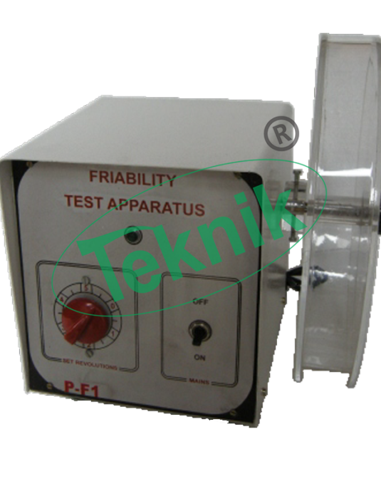 Pharmaceutical Lab Equipments - Friability Test Apparatus