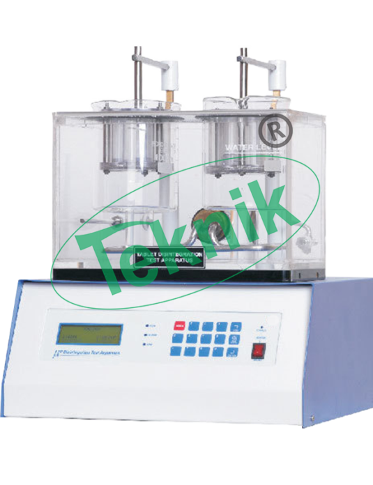 Pharmaceutical Laboratory Equipments : Microprocessor Disintegration Test Apparatus