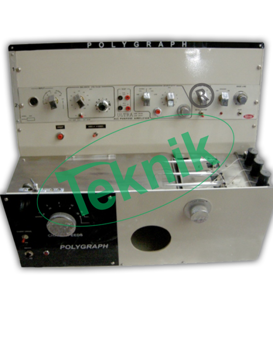 Pharmacology-Equipments-Polygraph-4-Channels-Model