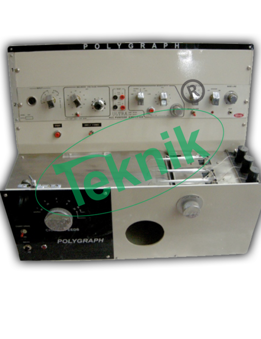 Pharmacology-Equipments-Polygraph-6-Channels-Model