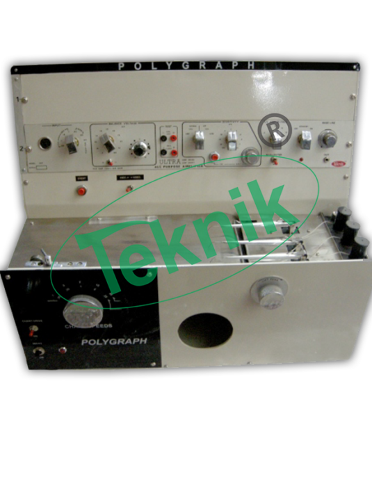 Pharmacology-Equipments-Polygraph-Two-Channel-Model