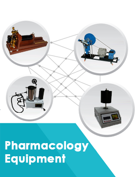 Pharmacology Equipment Manufacturer, Exporters, Dealers and Supplier