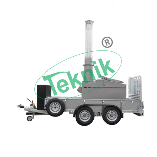 Portable Mobile Incinerators
