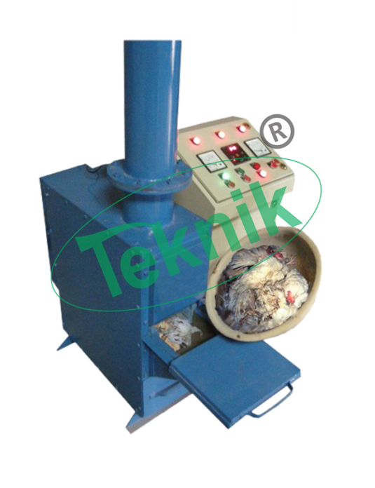 Poultry Incinerators