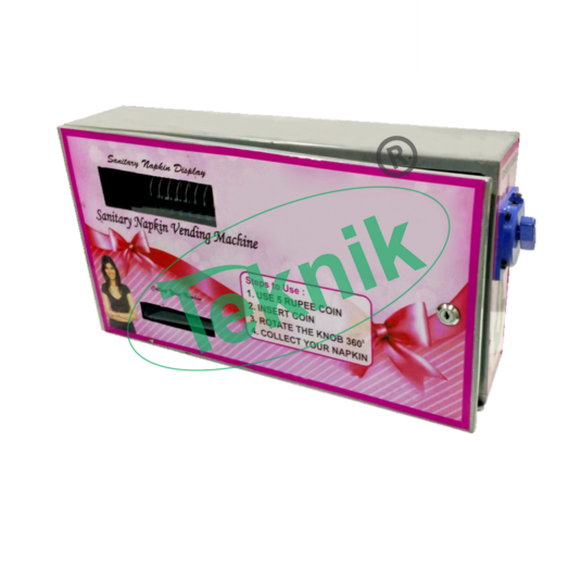 Sanitary Pad / napkin vending machine