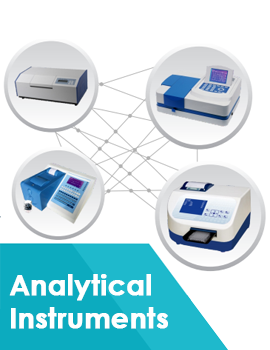 Analytical Instruments Equipment Manufacturer, exporter, dealer, supplier