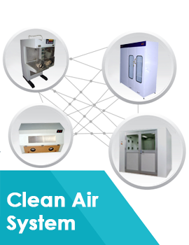 Clean Air System Manufacturer, Dealer, Supplier, Exporter
