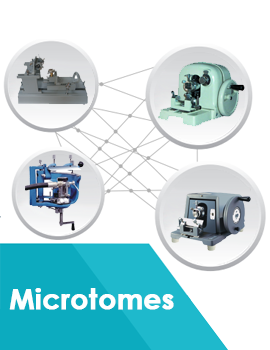 Microtomes manufacturer, dealer, supplier, exporter