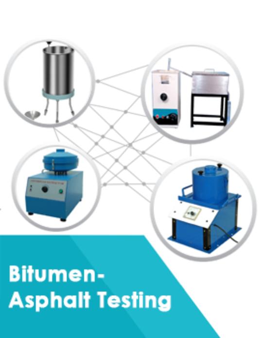 Bitumen and Asphalt Testing
