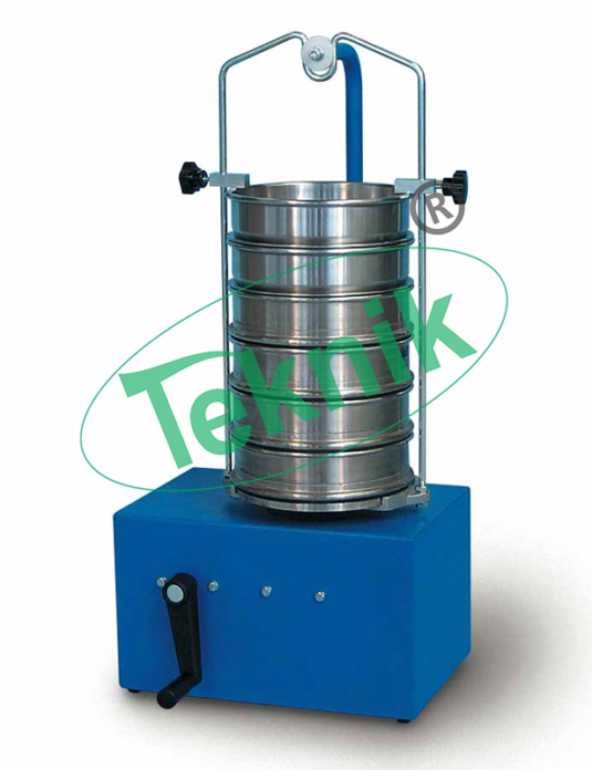Civil-Engineering-Aggregates-Sieve-Shaker-(Hand-Operated)
