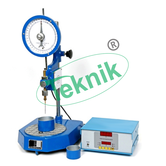 Civil-Engineering-Bitumen-Asphalt-Testing-Bitumen-Penetrometer