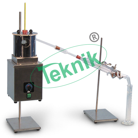 Civil-Engineering-Bitumen-Asphalt-Testing-Distillation-For-Cut-black-Bitumen