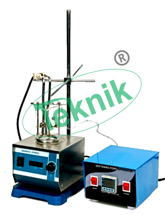 Civil-Engineering-Bitumen-Asphalt-Testing-Softening-Point-Apparatus
