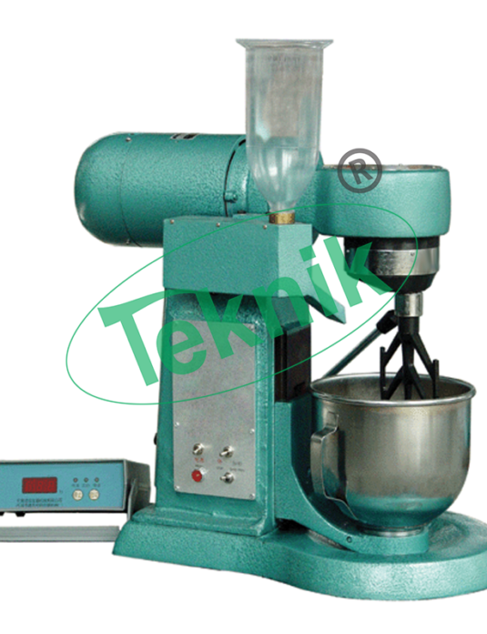 Civil-Engineering-Cement-Testing-Equipment-Cement-Mortar-Mixer