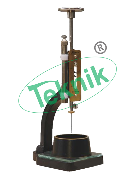Civil-Engineering-Cement-Testing-Equipment-Vicat-Needle-Apparatus-with-Dashpot